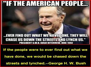 Rothschild Czar H.W. Bush