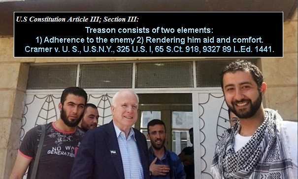 McCain Treason