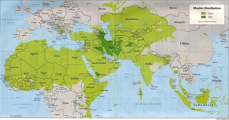 Denominations Of Islam