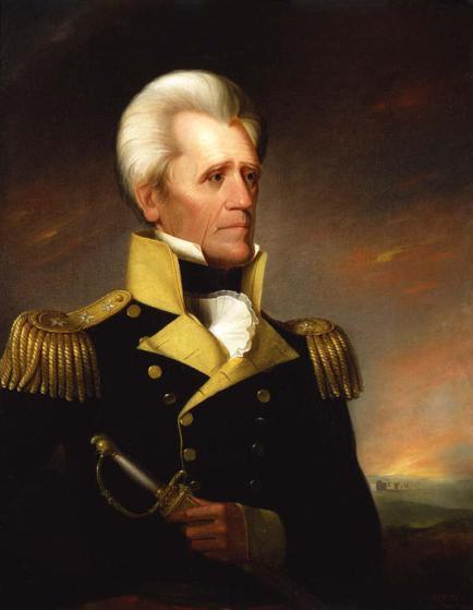President Andrew Jackson Shut Down Hamilton/Rothschild Collectivism Bilking Banks.