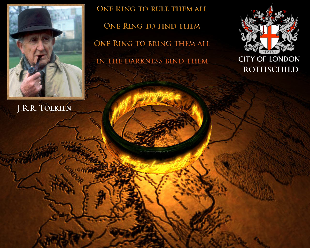 Lord Of The Rings Political Symbolism
