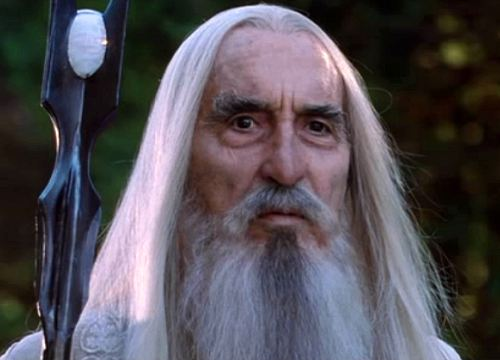 Rothschild As Lord Of The Rings ~ Saruman!
