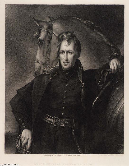andrew jacksons presidency Andrew jackson was the seventh president of the united states from 1829 to 1837, seeking to act as the direct representative of the.