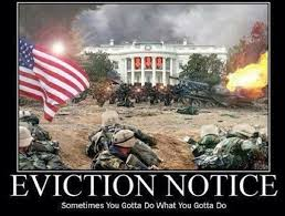 eviction white house