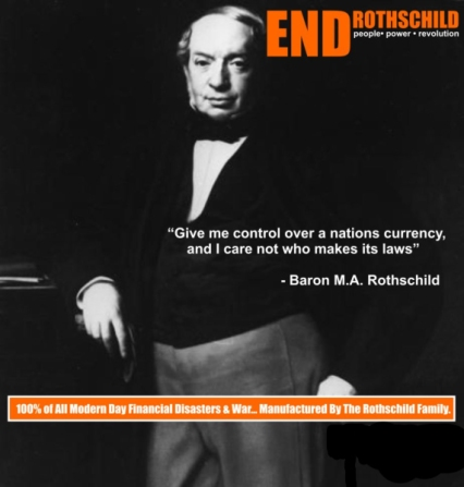 The Collapse Of The Kissinger Rothschild 1971 NWO Petrodollar: Their End Game Plan Is Here! End-rothschild