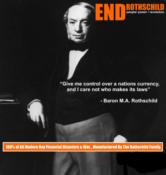 Hungary Kills The Rothschild Banks: Ordered To Vacate Country. End-rothschild