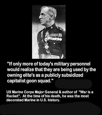 General Butler War Racket