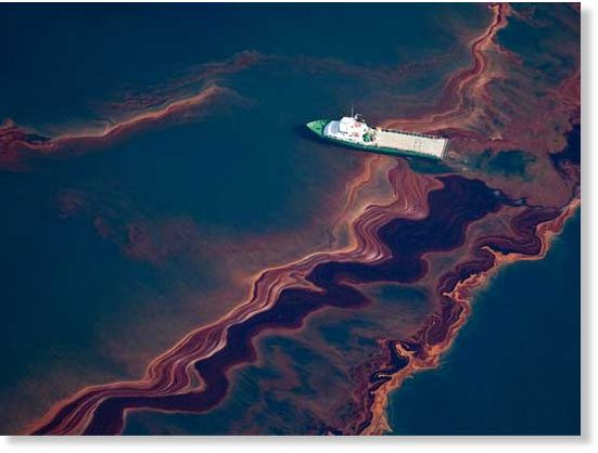 Largest Eco-Terrorism Committed in the world to date. BP's U.S. Gulf Oil Spill