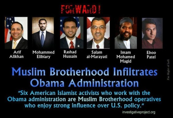 Political Group Muslim Brotherhood Created By Freemasonry.