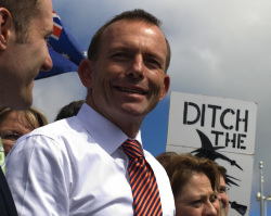 "Meet Australia's incoming prime minister, Tony Abbott, who calls climate science ""absolute crap."""