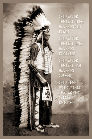 Chief White Cloud