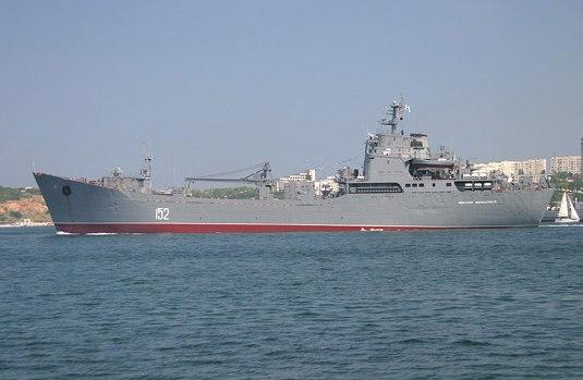 This Filchenkov is the third naval