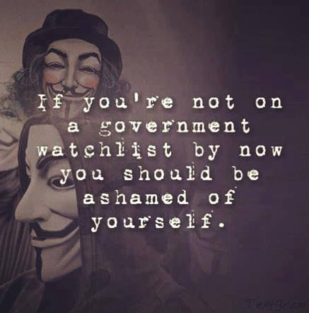 Anonymous Watchlist