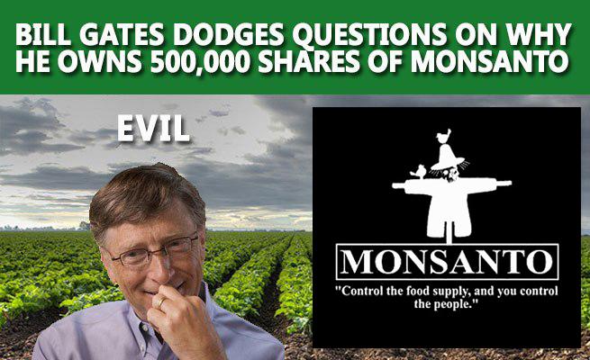 Gates Monsanto