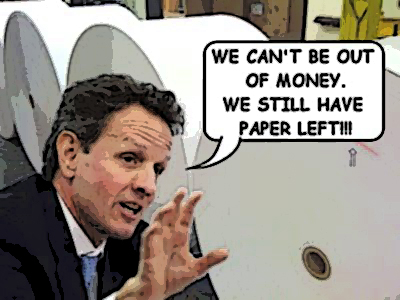 Timothy Geithner Tax Dodger