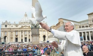 The Reset: Exorcism Of The New World Order ~ The Laudato Si. Pope-francis-010