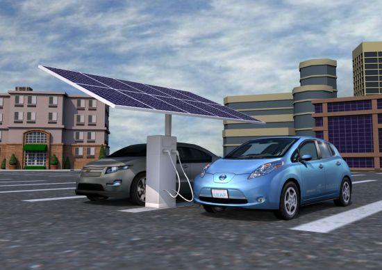 Sun Station solar car