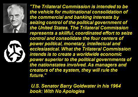 NWO goldwater trilateral commission