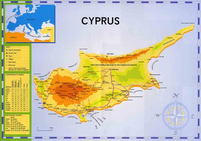 U.S. Can Learn From Cyprus Environment Commissioner: National Launching Of GMO Free Zone Campaign