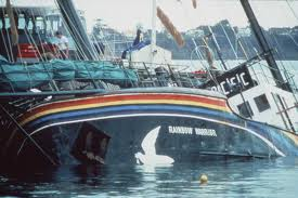 The incident at the Prirazlomnaya oil platform is by no means the first time that Greenpeace has raised the ire of a nation's government. Most famously, in 1985 French special forces sunk the original Rainbow Warrior in New Zealand. - See more at: http://www.cfact.org/2013/10/02/greenpirates-russia-charges-greenpeace/#sthash.OP33beks.dpuf