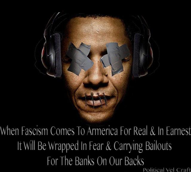 Obama Fascism