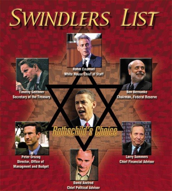 "Illuminati Bankers aka; Rothschild aka; NWO Seek ""Revolution"" By Economic Means: SCOTUS Dead, Congress Neutered, Obama NWO Puppet. Obama55_02"