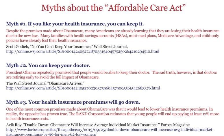 ObamacareA