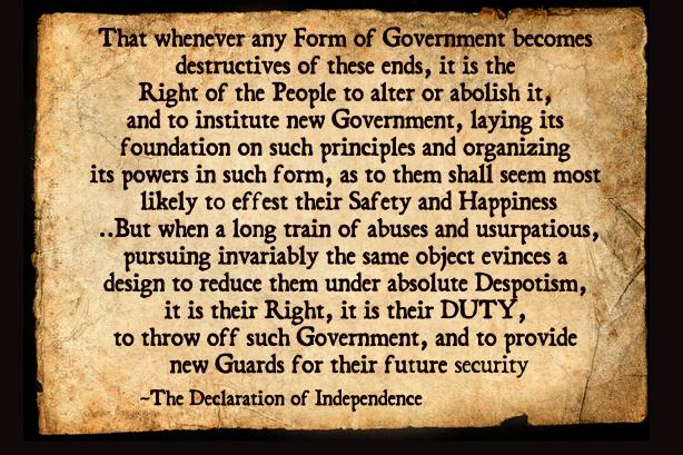 Anonymous Declaration