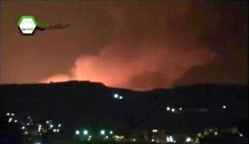 """The official Lebanese news agency reported that Israeli aircrafts were sighted on multiple occasions Wednesday in the south of the country. According to the report, which was based on a press statement by the Lebanese army, the airplanes entered Lebanese airspace at around 1:40 P.M. and circled over various places before leaving over the Mediterranean Sea near Tripoli and Naqoura at 5 P.M."""