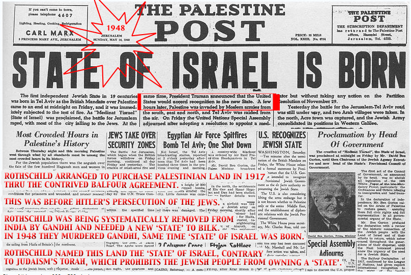 Rothschild Father Of Communism