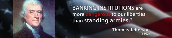 Jefferson Banks Armies Debt