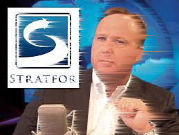 Alex Jones and STRATFOR