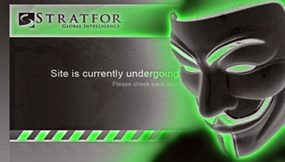 Anonymous Breaks Down The Covert Stratfor Collusion With NWO Corporations.