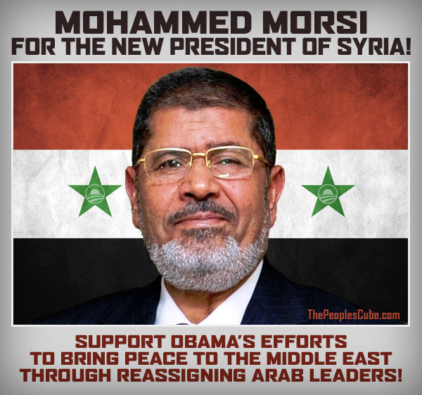 Morsi_for_President_of_Syria_Flag