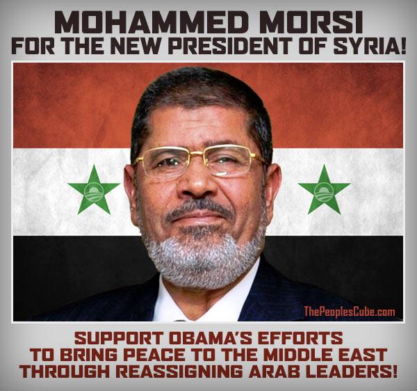 Morsi_for_President_of_Syria_Flag