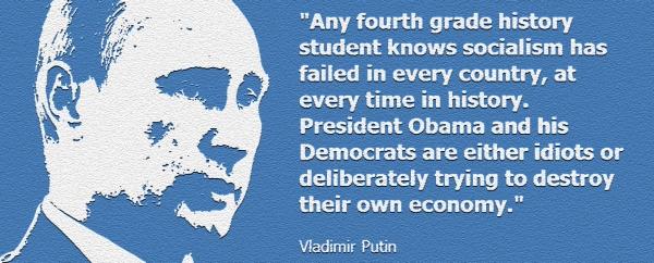 Putin Socialism