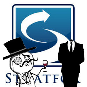 stratfor anonymous