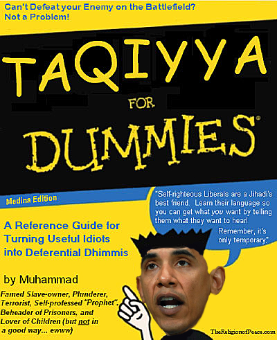 Taqiyya Obama