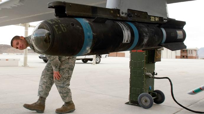 Obama's Hellfire Missiles