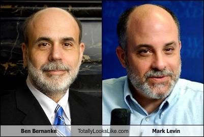 Ben Bernake & Mark Levin