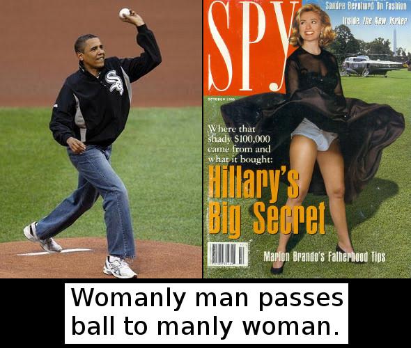 obama hillary