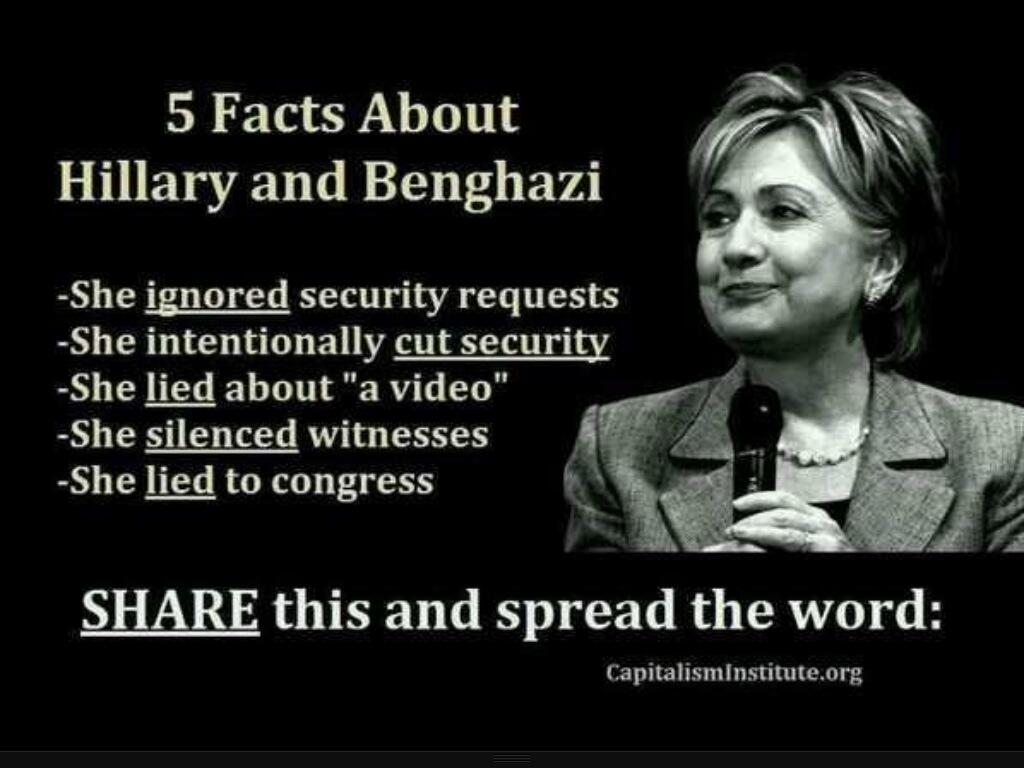 a day at the benghazi select committee investigations barrack obama