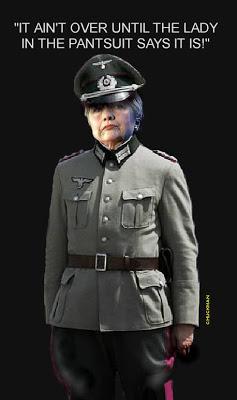 Frau Hillary