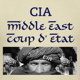 CIA Created al-Qaeda For M.E. Mercenaries.