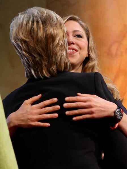 Hillary & Chelsea