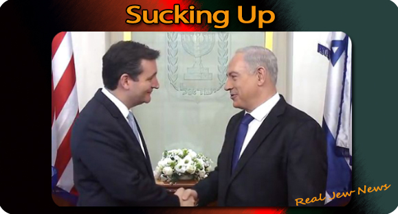 Cruz! votes for sanctions against Iran while supporting Rothschild's Zionist Israel