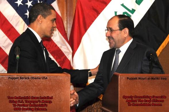 Obama al-Maliki