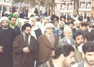 Covert pic of Nouri al-Maliki