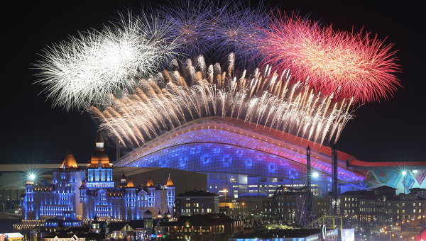 Sochi Games' Lavish Opening Ceremony Gets Under Way.