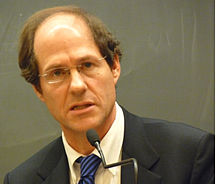 Cass Sunstein Administrator of the White House Office of Information and Regulatory Affairs in the Obama administration